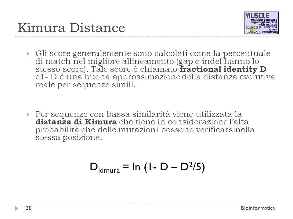 Kimura Distance
