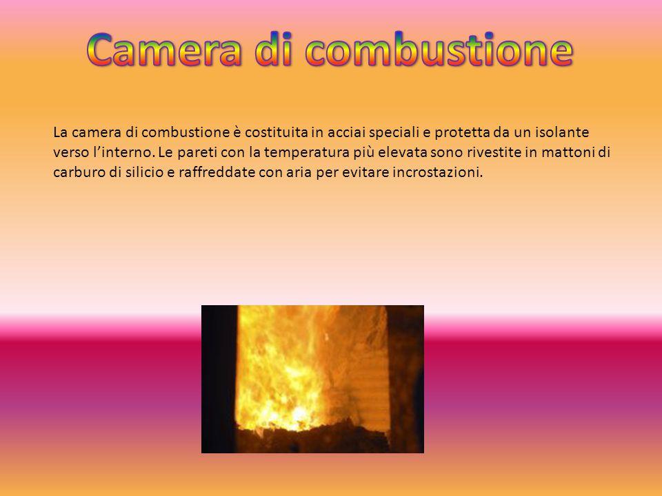 Camera di combustione