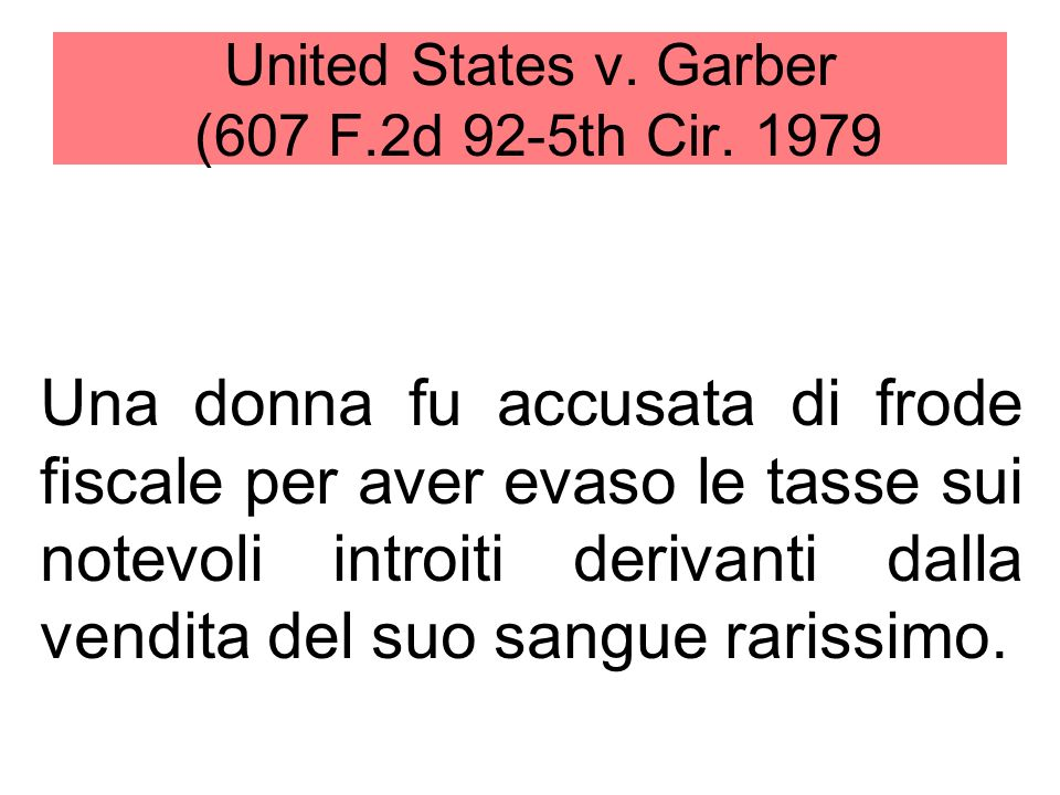 United States v. Garber (607 F.2d 92-5th Cir. 1979