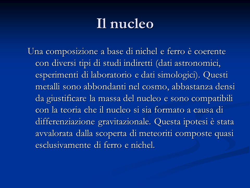 Il nucleo