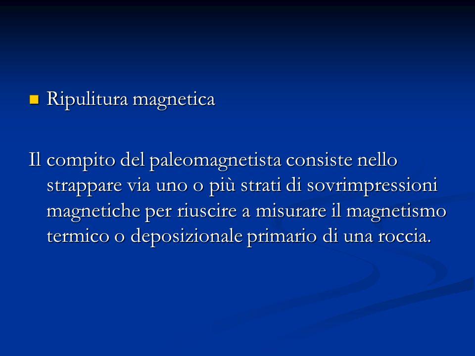 Ripulitura magnetica