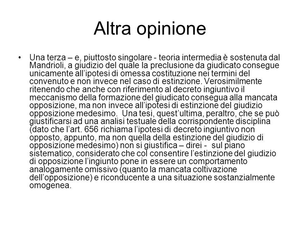 Altra opinione