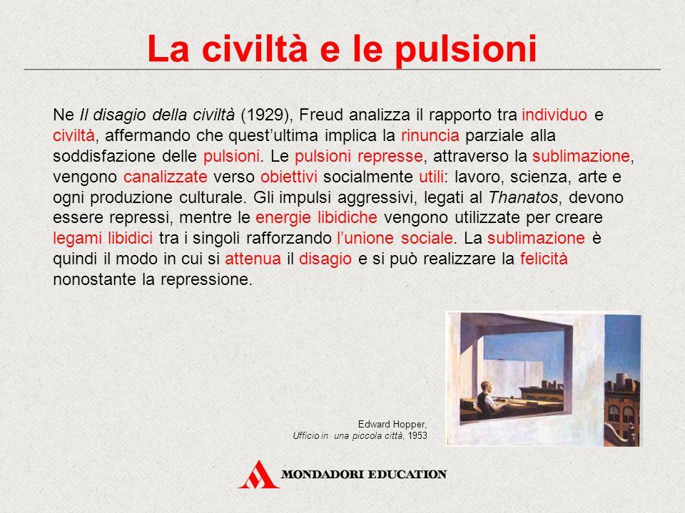 La civiltà e le pulsioni