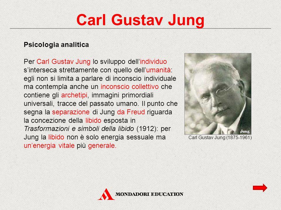 Carl Gustav Jung Psicologia analitica