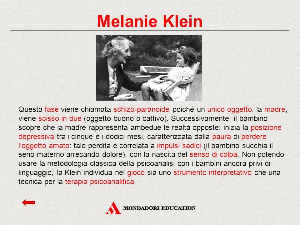Melanie Klein