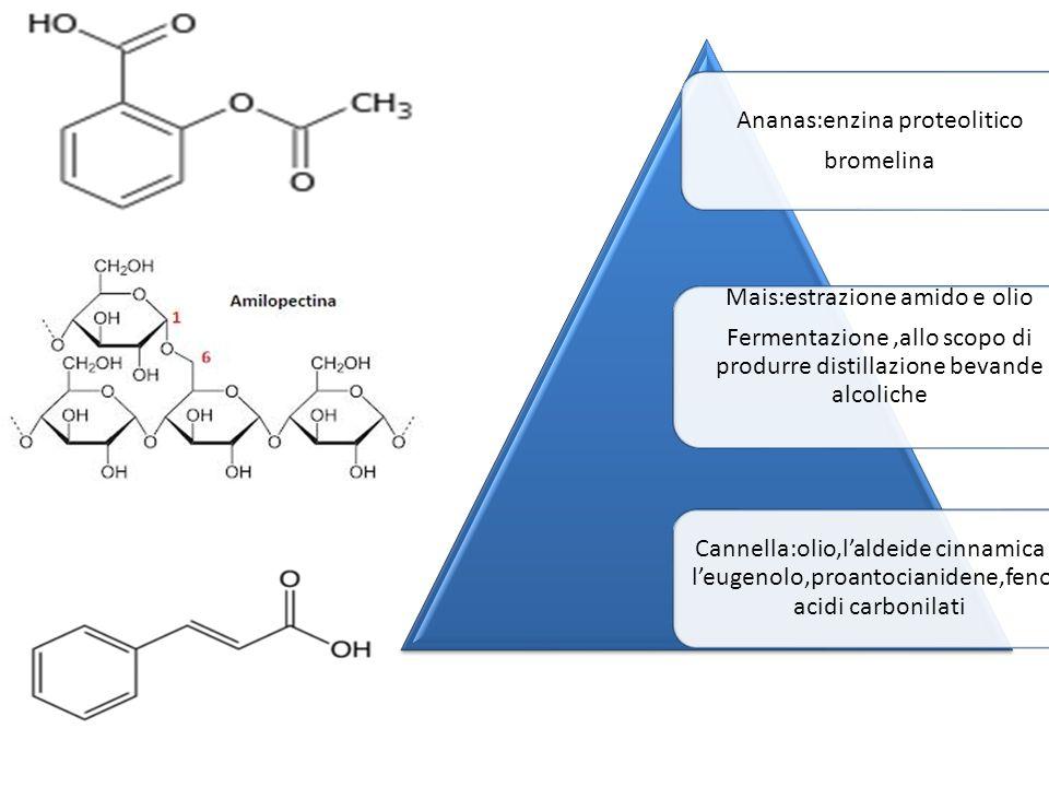 Ananas:enzina proteolitico bromelina