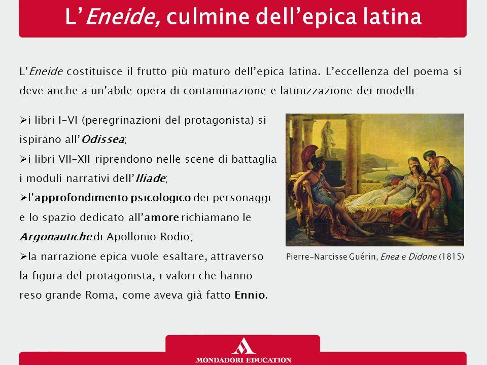 L'Eneide, culmine dell'epica latina