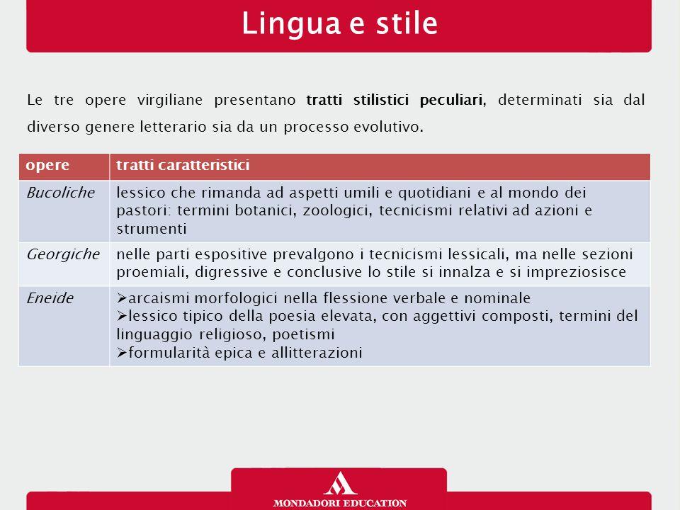 Lingua e stile 13/01/13.