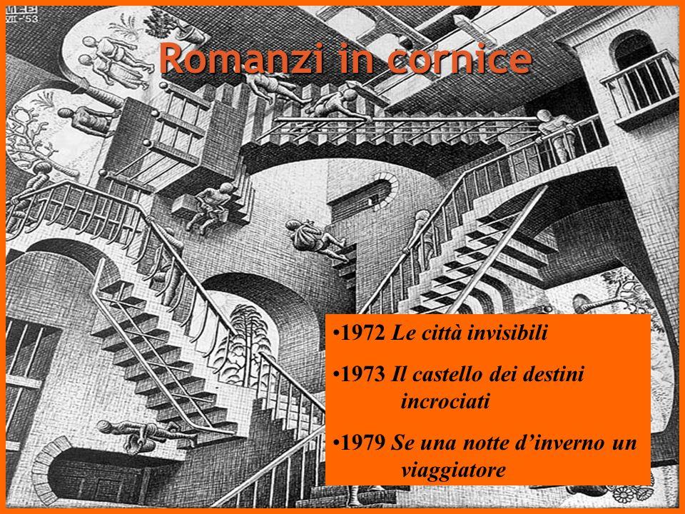 Romanzi in cornice 1972 Le città invisibili