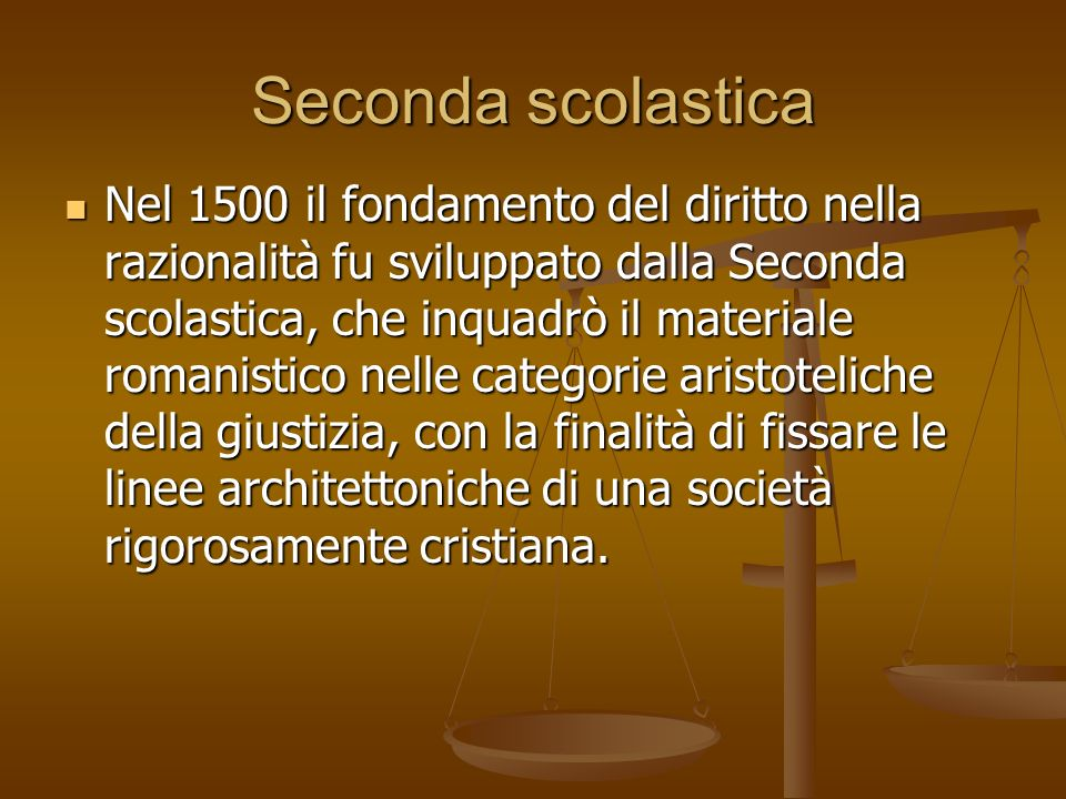 Seconda scolastica