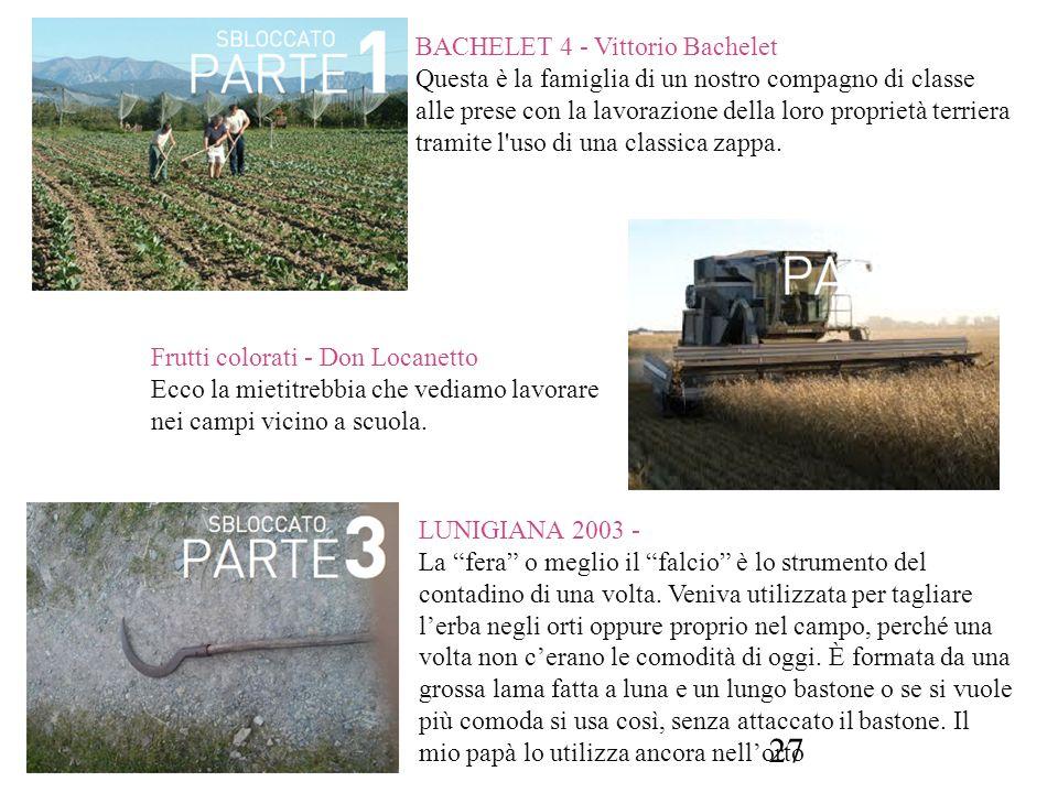BACHELET 4 - Vittorio Bachelet
