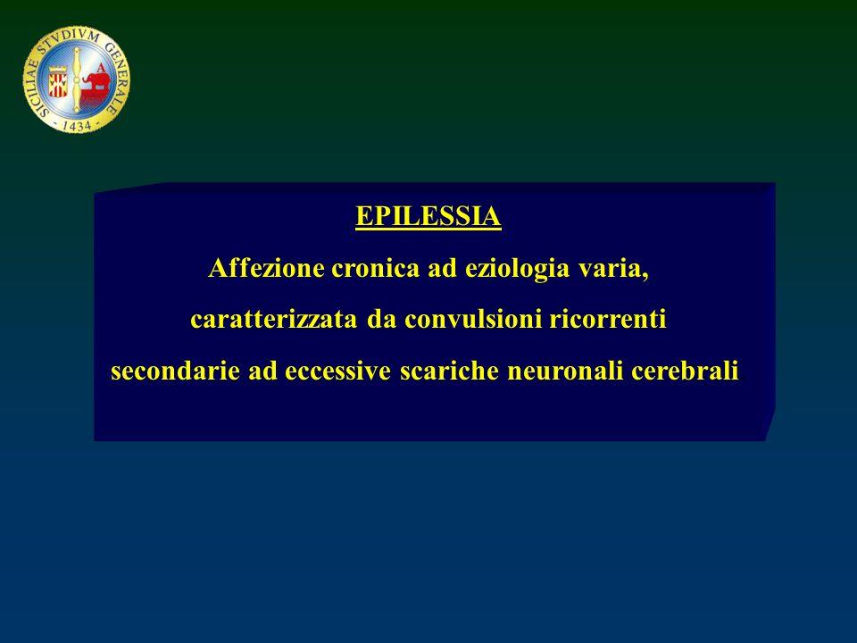 Affezione cronica ad eziologia varia,