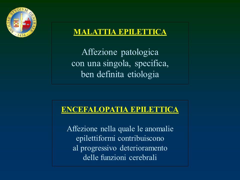 ENCEFALOPATIA EPILETTICA