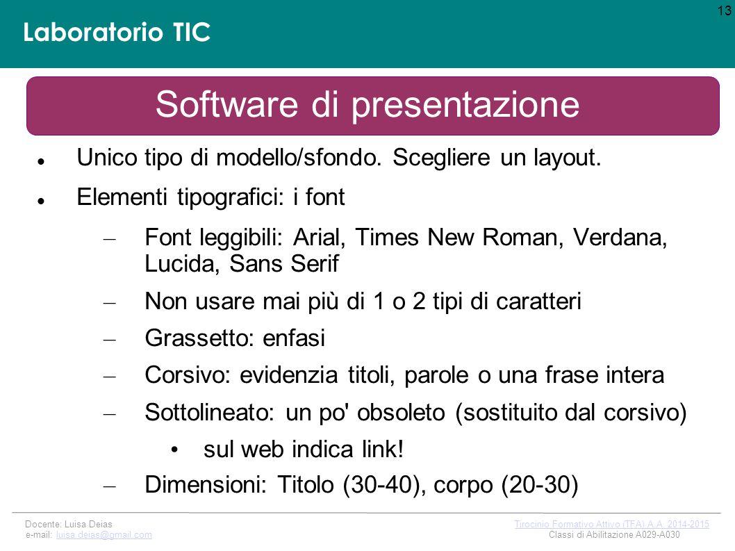 Software di presentazione
