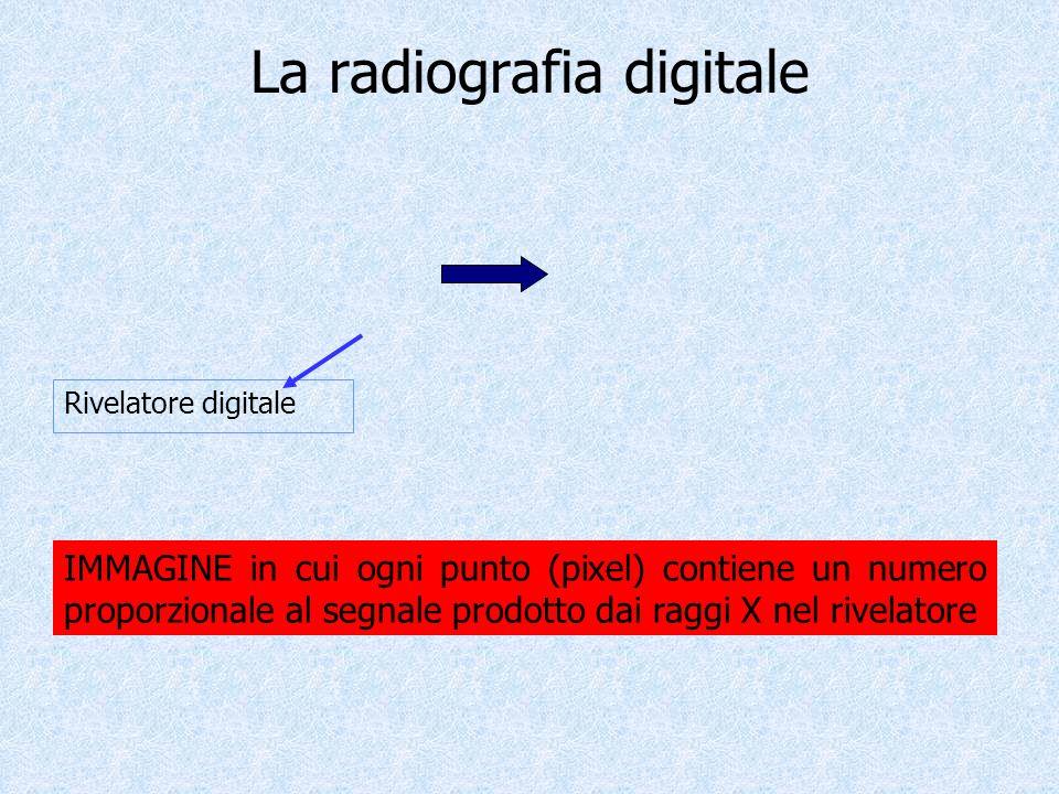 La radiografia digitale