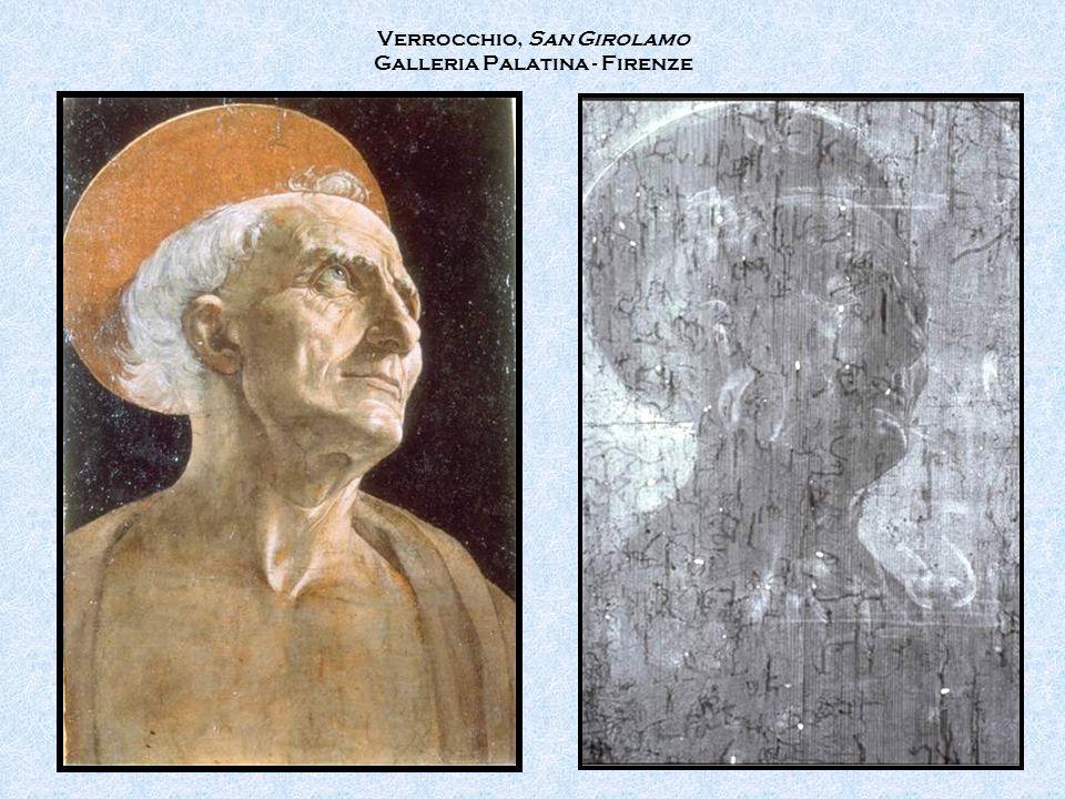 Verrocchio, San Girolamo Galleria Palatina - Firenze