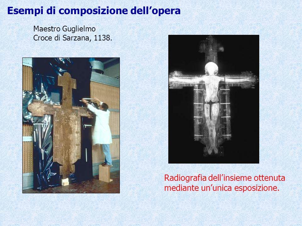 Esempi di composizione dell'opera
