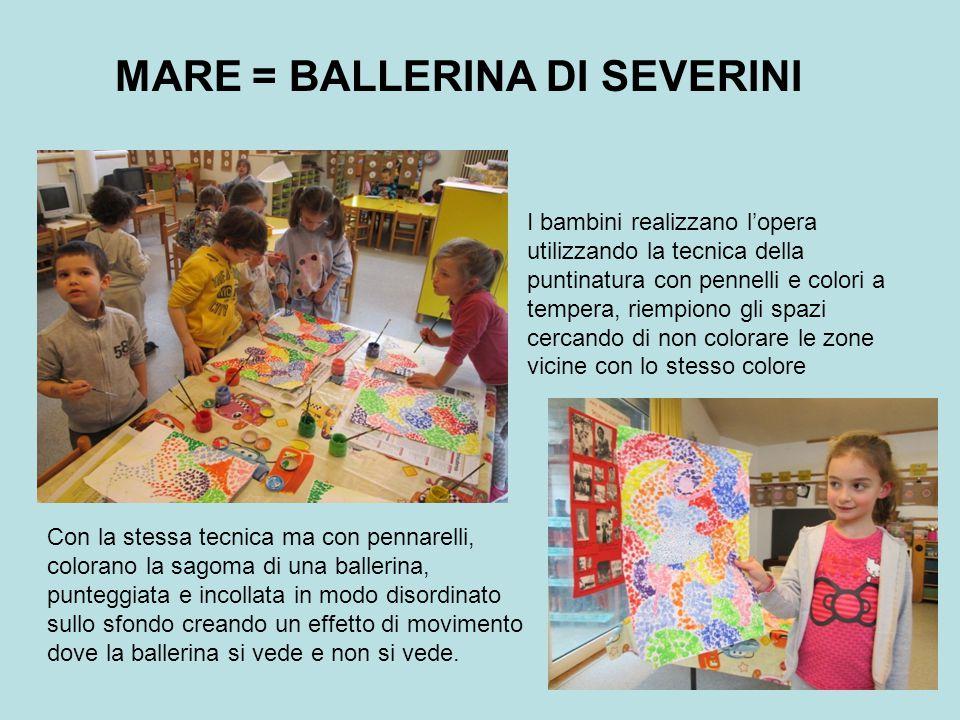 MARE = BALLERINA DI SEVERINI