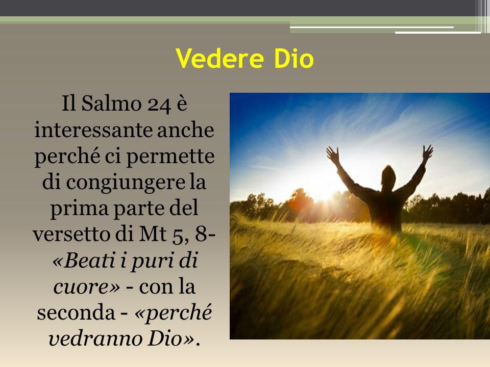 Vedere Dio