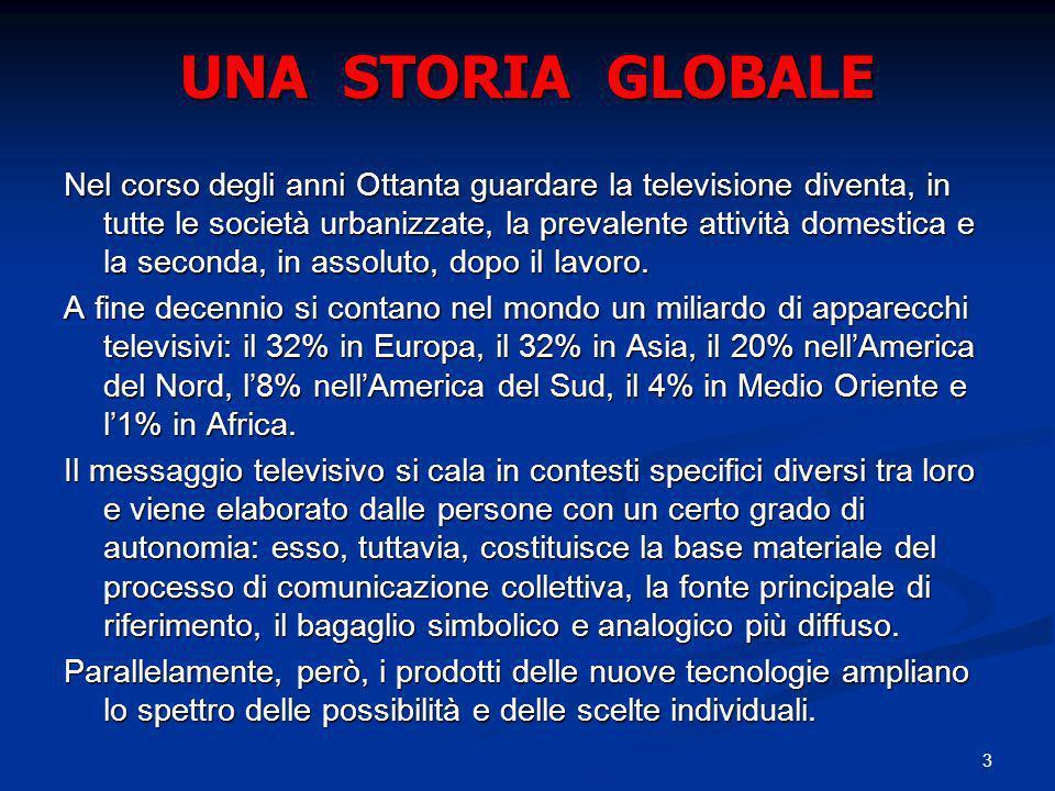 UNA STORIA GLOBALE