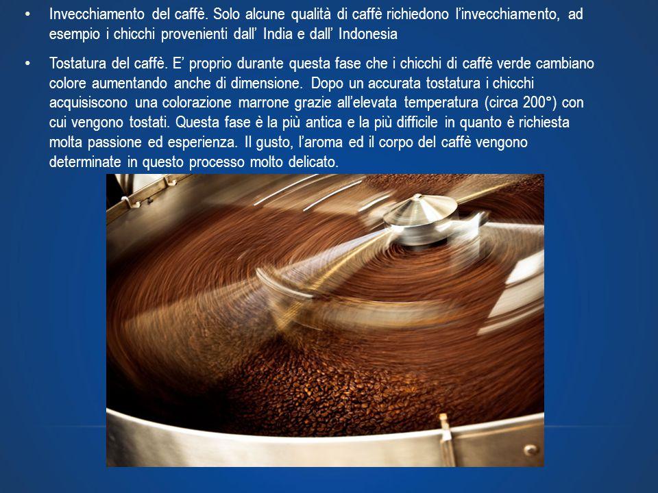 Invecchiamento del caffè