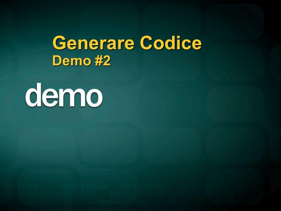 4/18/2017 12:18 AM Generare Codice Demo #2