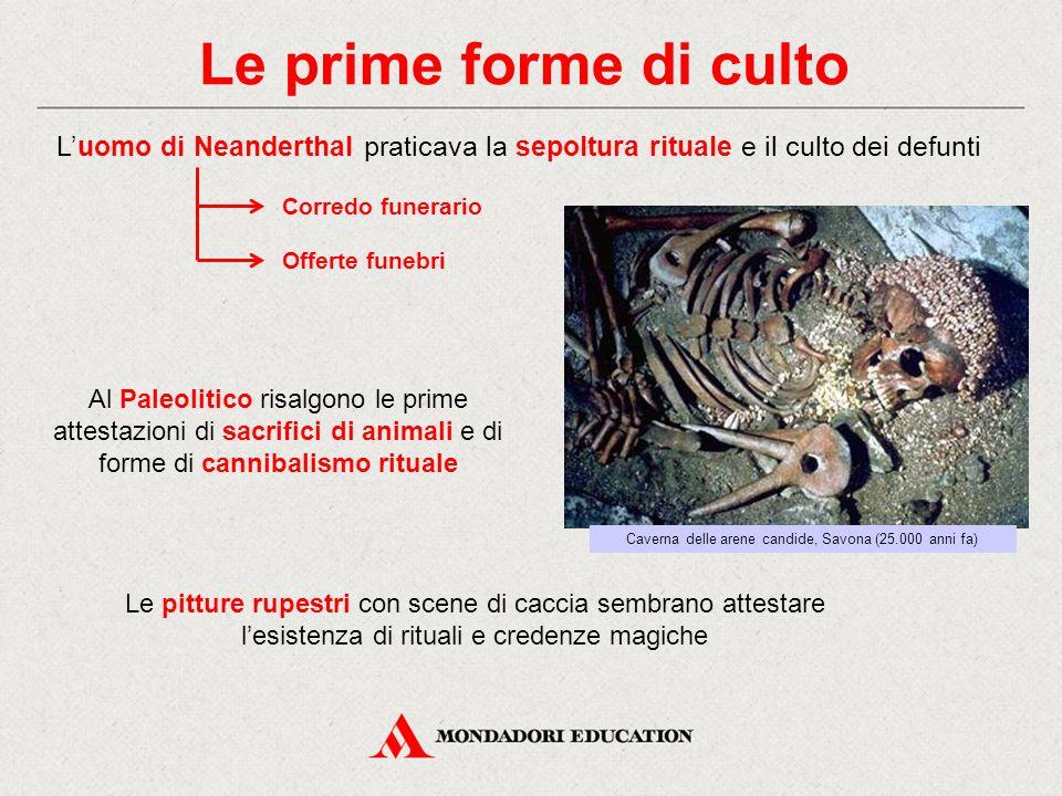 Caverna delle arene candide, Savona (25.000 anni fa)