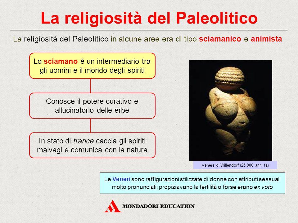 La religiosità del Paleolitico