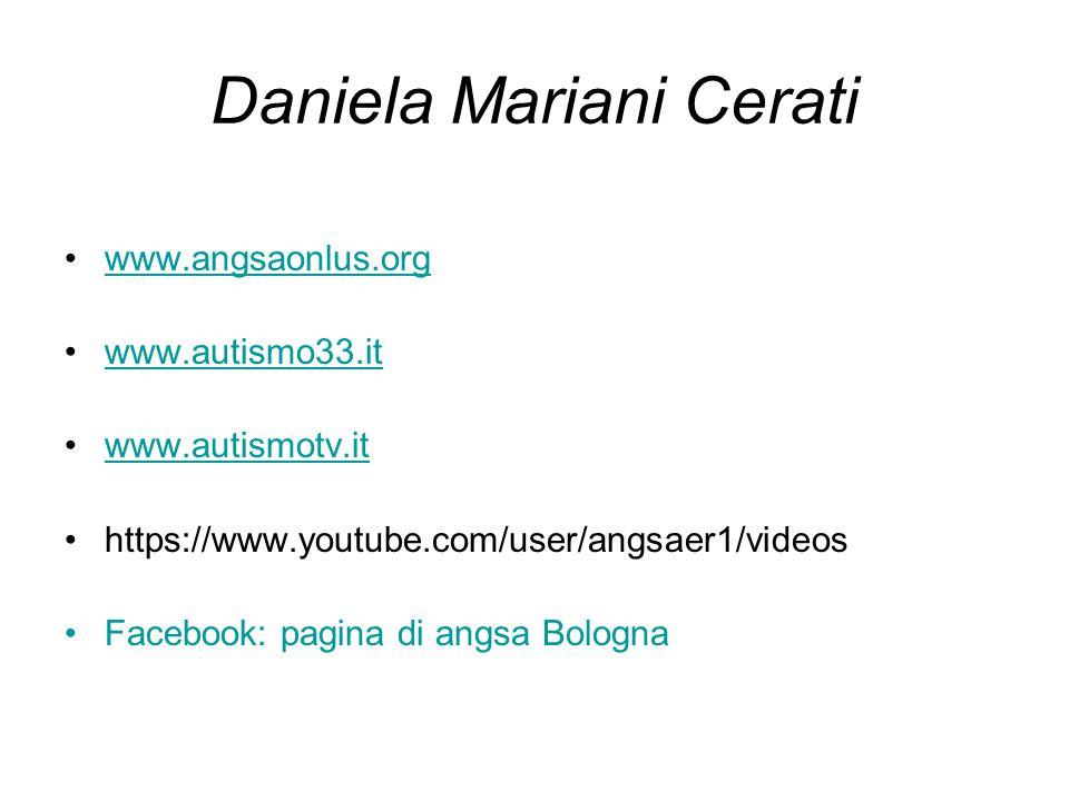 Daniela Mariani Cerati