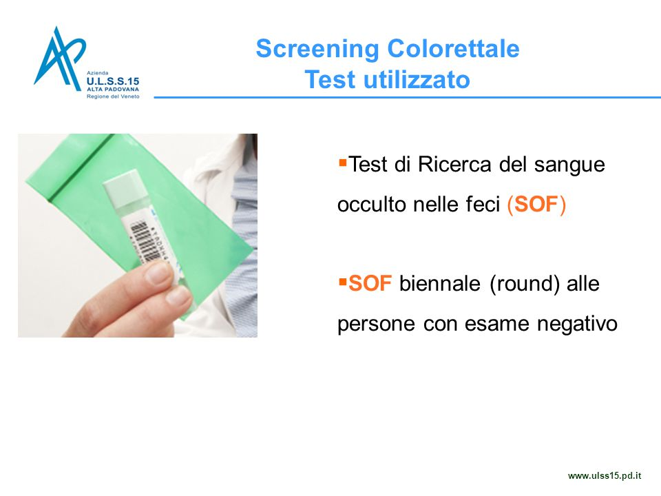Screening Colorettale
