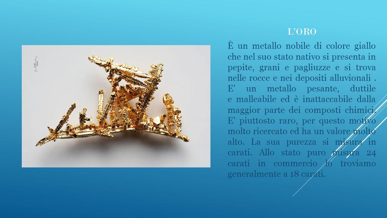 L'oro