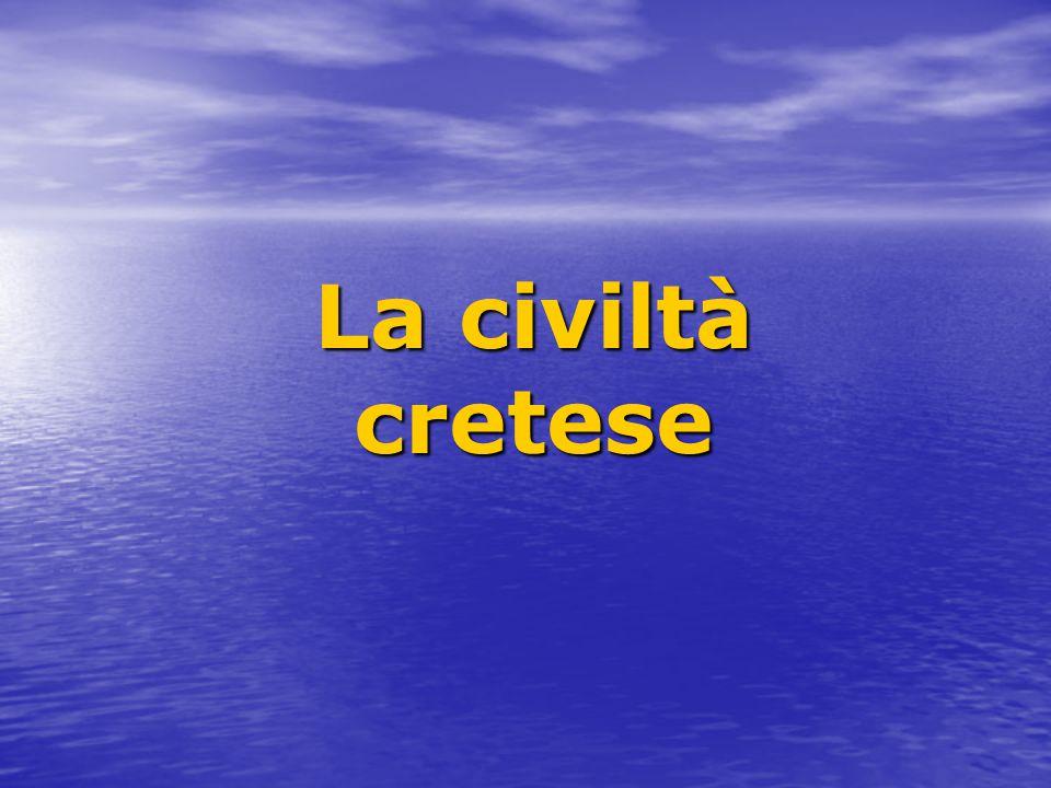 La civiltà cretese
