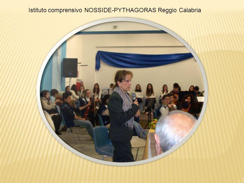 Istituto comprensivo NOSSIDE-PYTHAGORAS Reggio Calabria