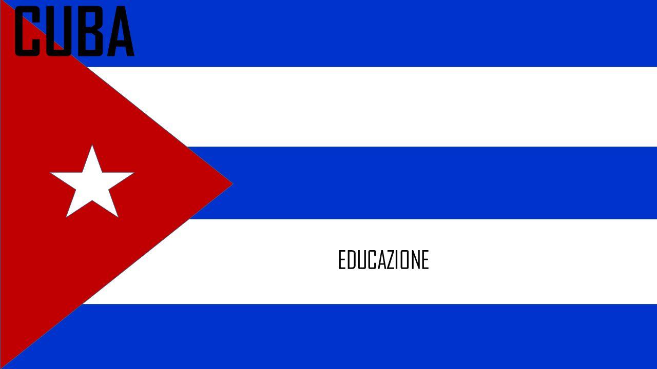 CUBA EDUCAZIONE