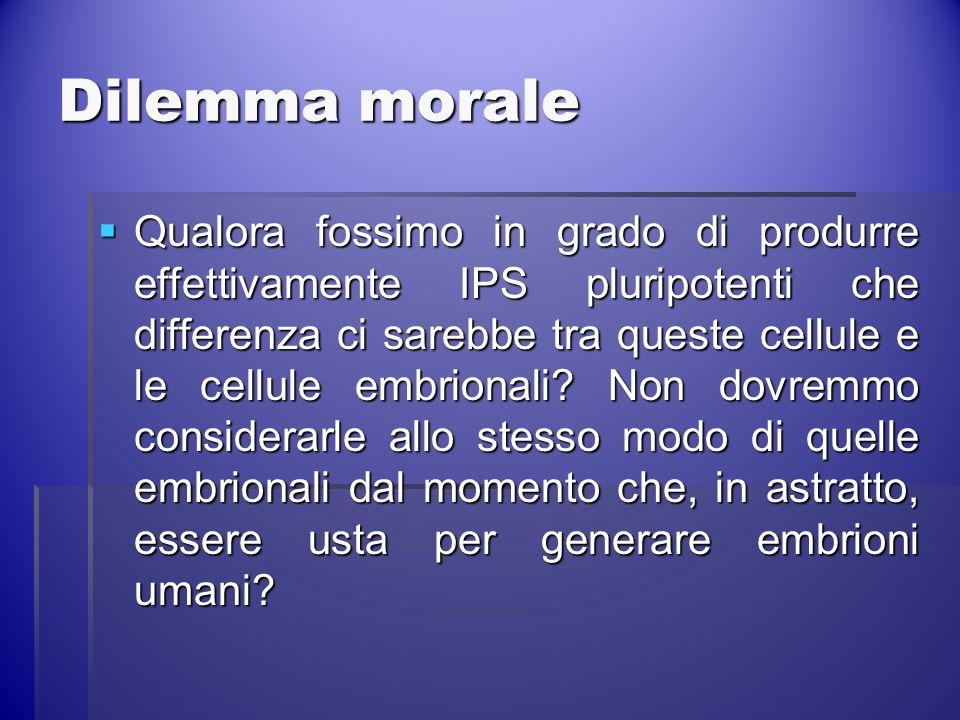 Dilemma morale