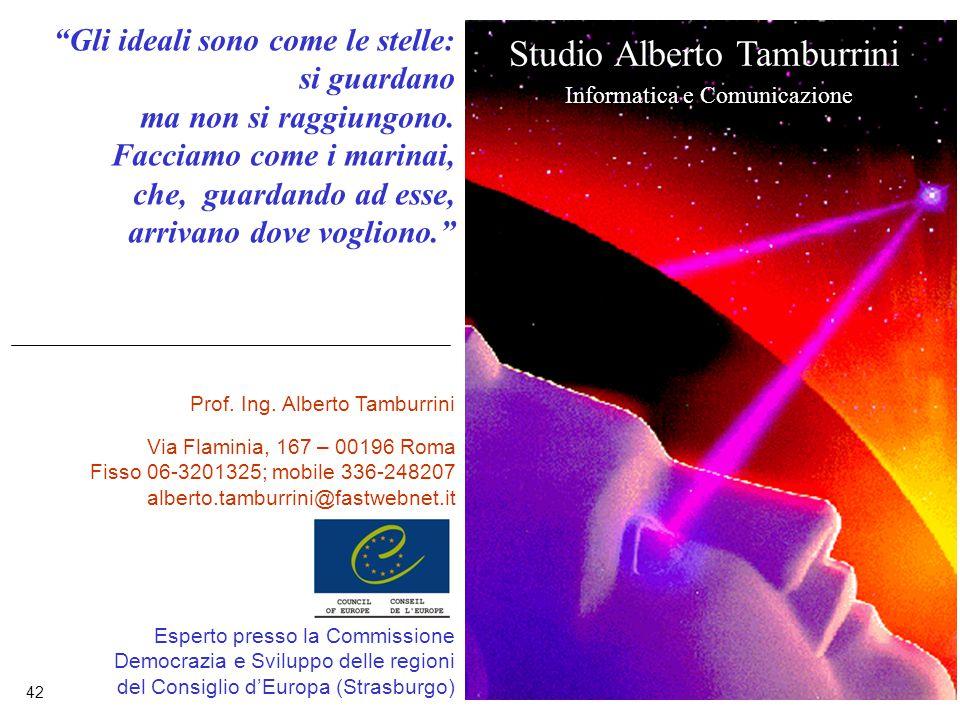 Studio Alberto Tamburrini