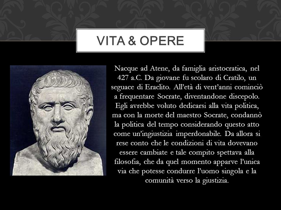 Vita & opere