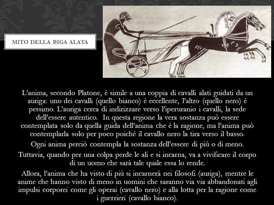 Mito della Biga alata