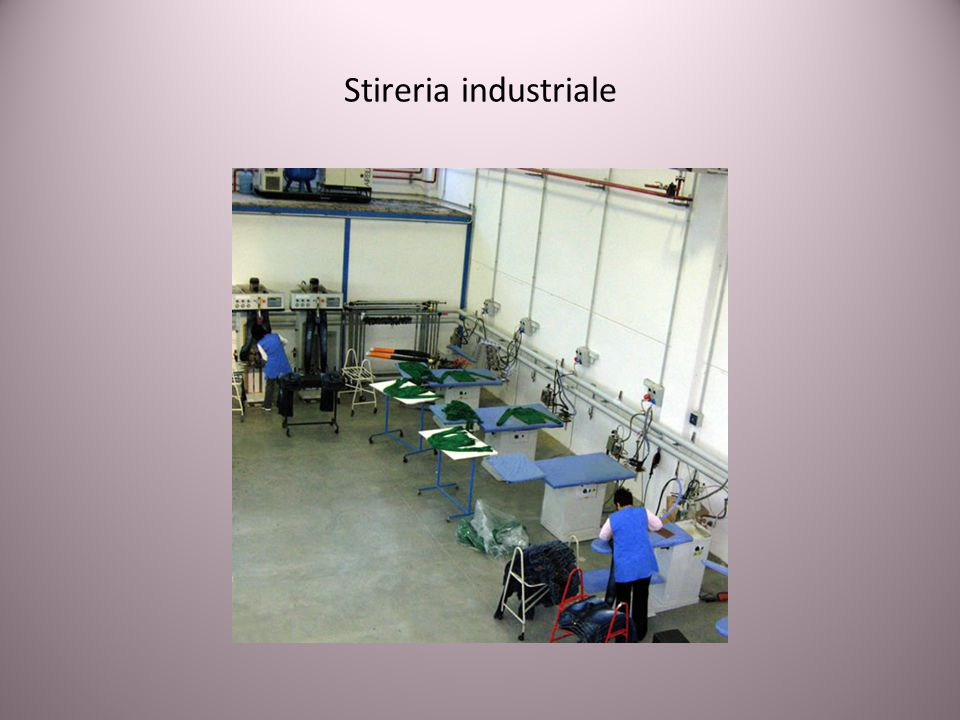 Stireria industriale