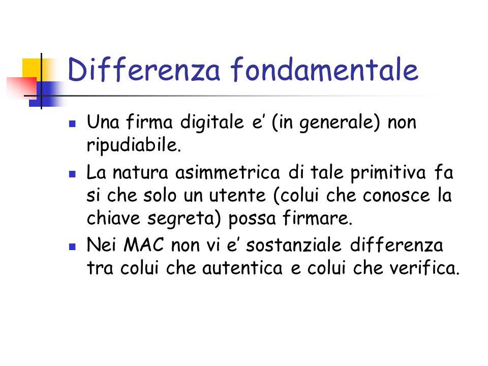 Differenza fondamentale