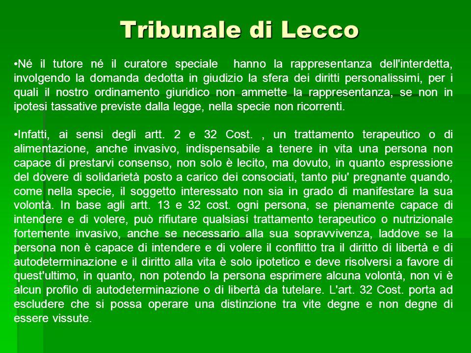 Tribunale di Lecco