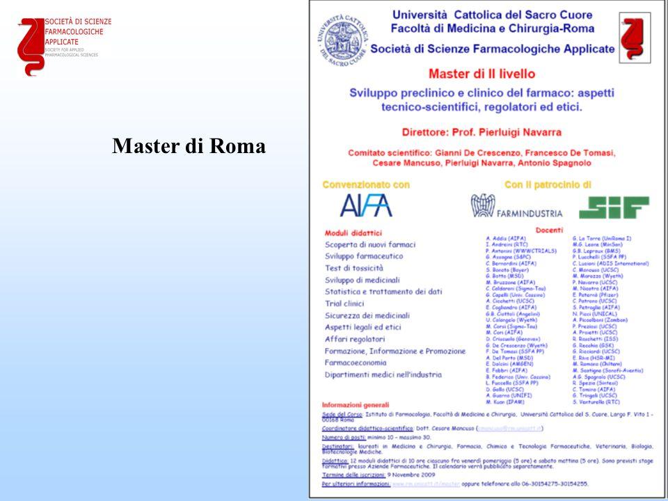 Master di Roma