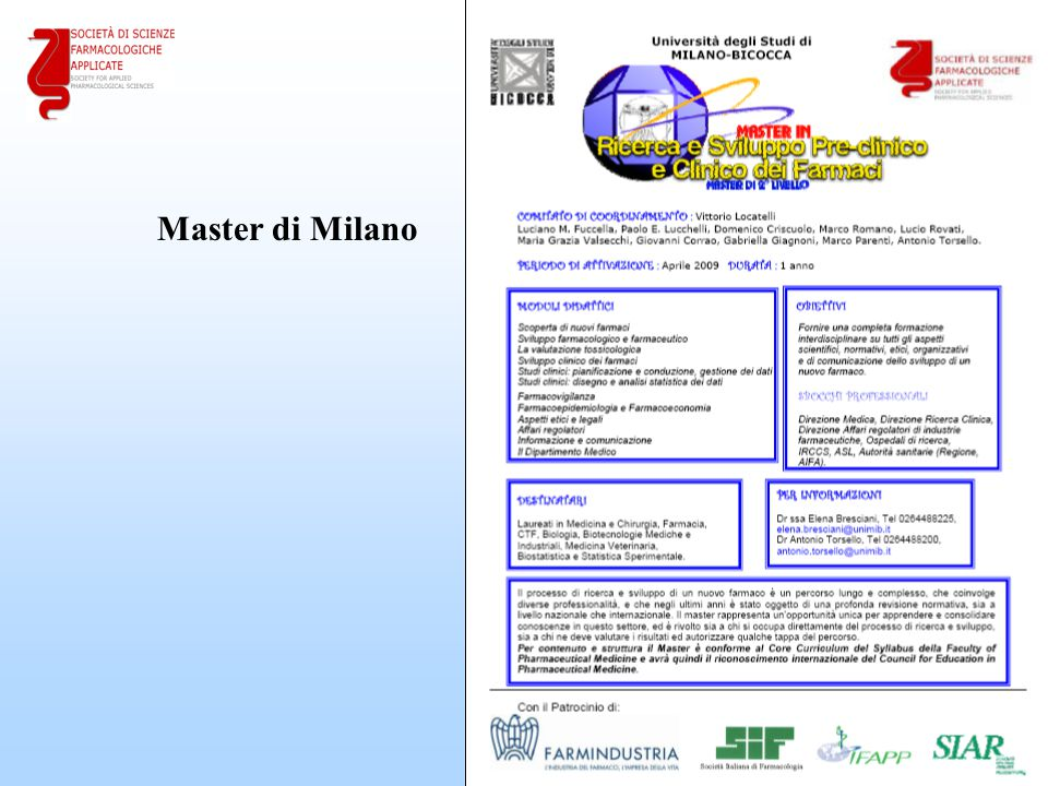 Master di Milano 24