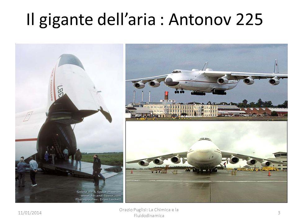 Il gigante dell'aria : Antonov 225