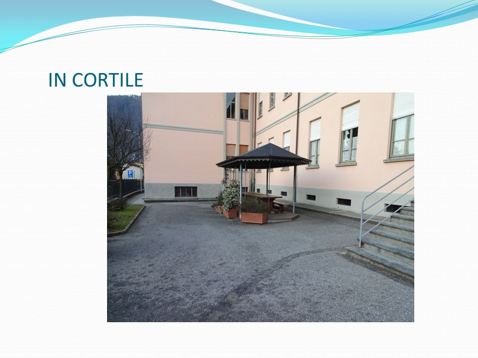 IN CORTILE