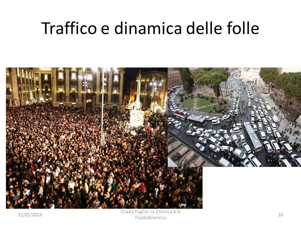 Traffico e dinamica delle folle