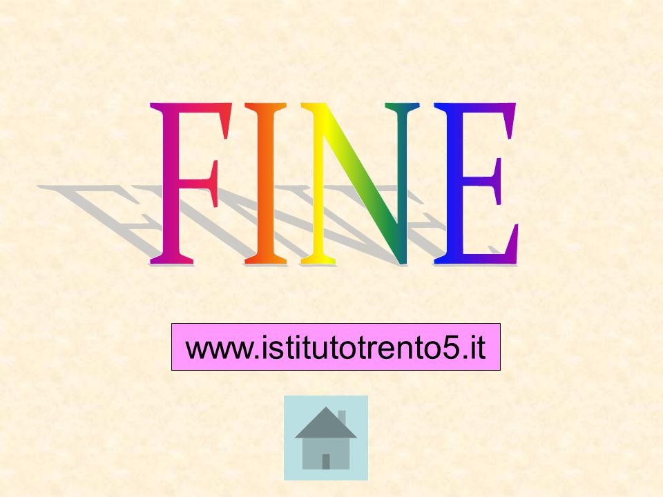 FINE www.istitutotrento5.it