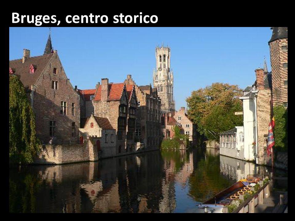 Bruges, centro storico