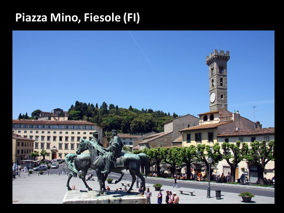 Piazza Mino, Fiesole (FI)