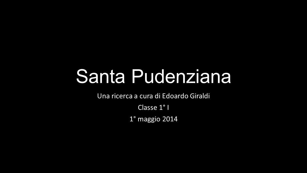 Una ricerca a cura di Edoardo Giraldi Classe 1° I 1° maggio 2014